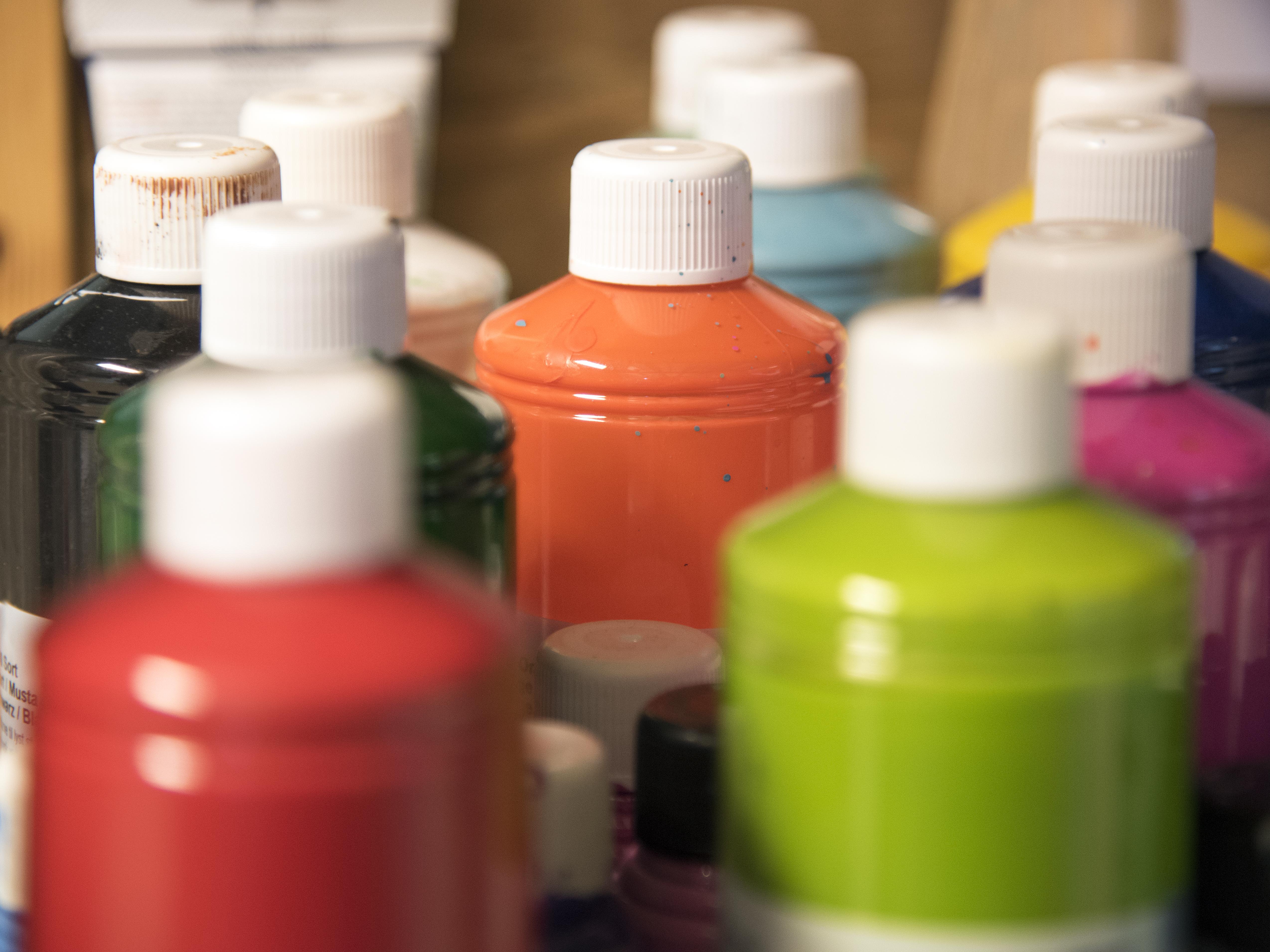 Malingsflasker