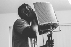 Studio-vokalinnspilling