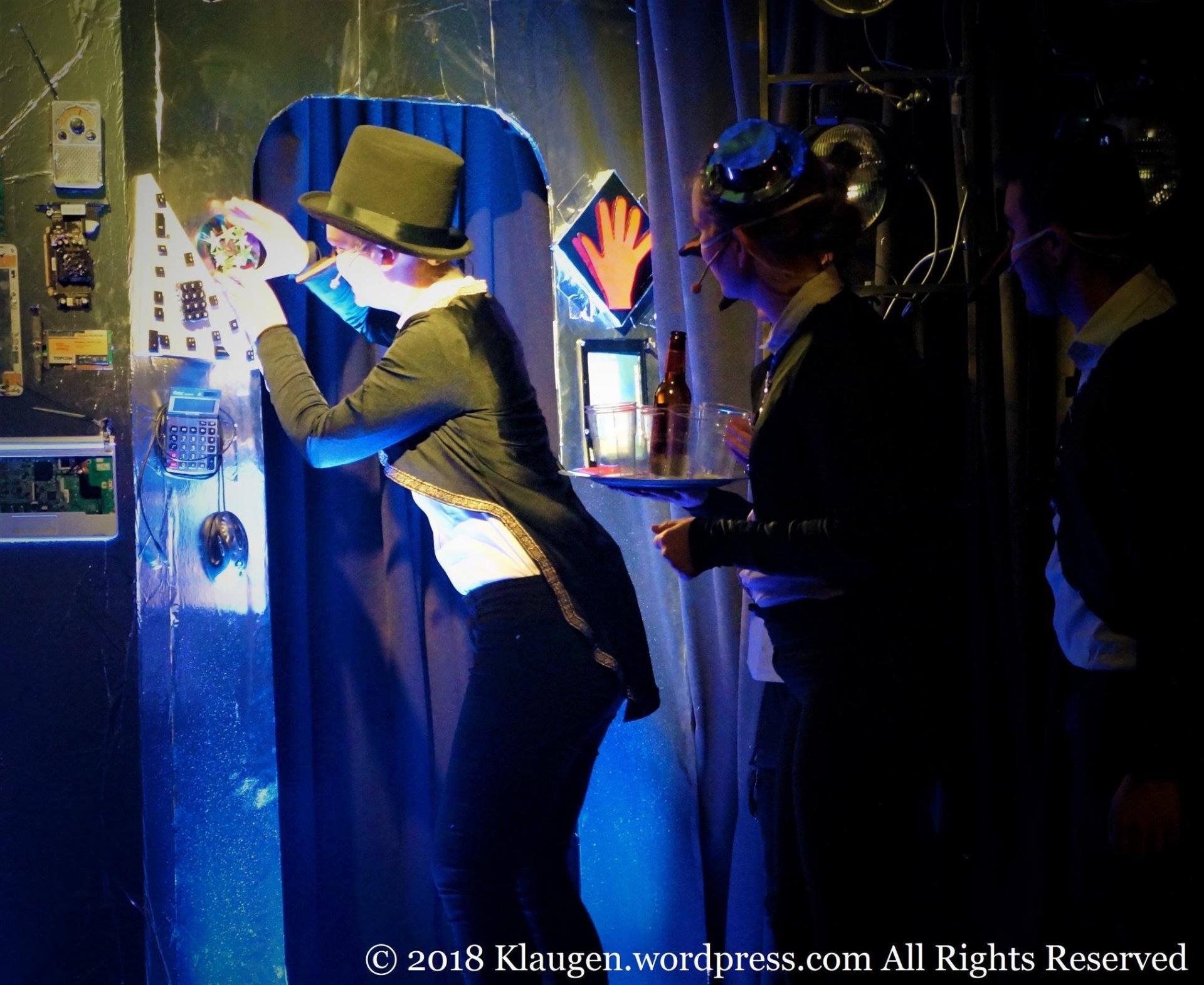 ISAK-teater-musikalen Drømmepodden